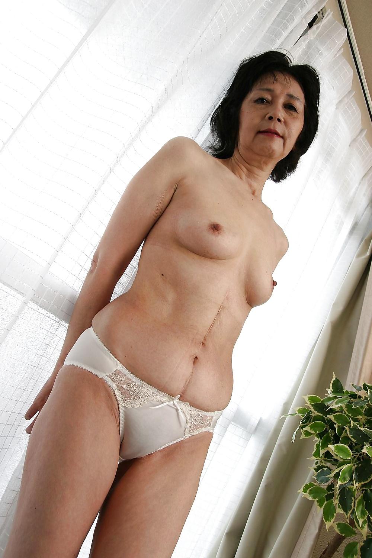 Chinese granny porn